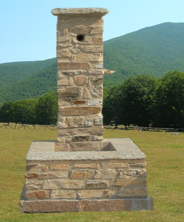 Vendita pietre da giardino a pinerolo bricherasio val - Foto fontane da giardino ...